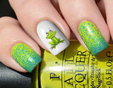 Frog Nail Art Decals