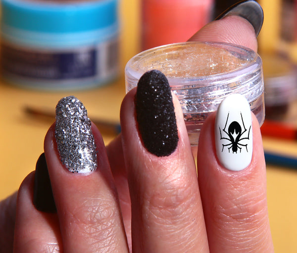 Halloween Nail Art Decals Set #3