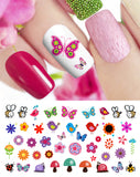 Spring Fever Nail Art Decals Set #2