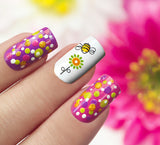 Spring Fever Nail Art Decals Set #1