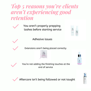 Top 5 reasons your clients aren't experiencing good retention