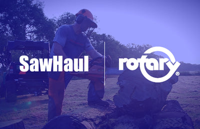SawHaul Products Now Available Through Rotary