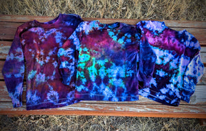 T-Shirt | Long Sleeve | Hand-Dyed