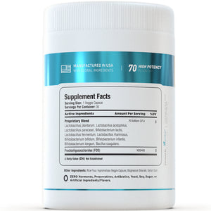 Probiotics 70 Billion CFU