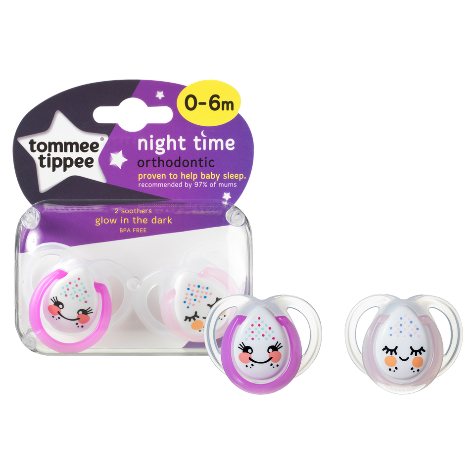 Tommee Tippee CTN NIGHT SOOTHER