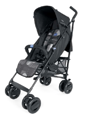 Chicco London Up Stroller with Bumper Bar - Matrix - Babanino