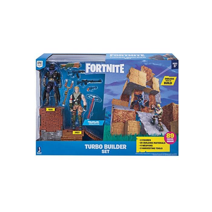 Fortnite Turbo Builder Set - Babanino