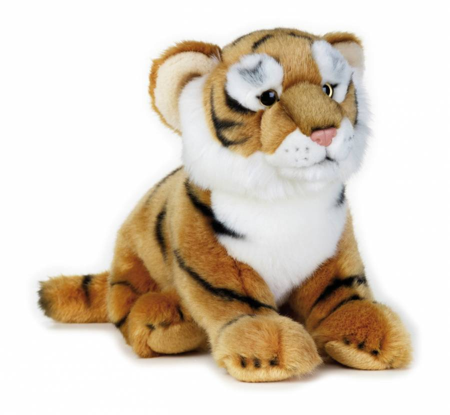 National Geographic Plush - Tiger - Babanino
