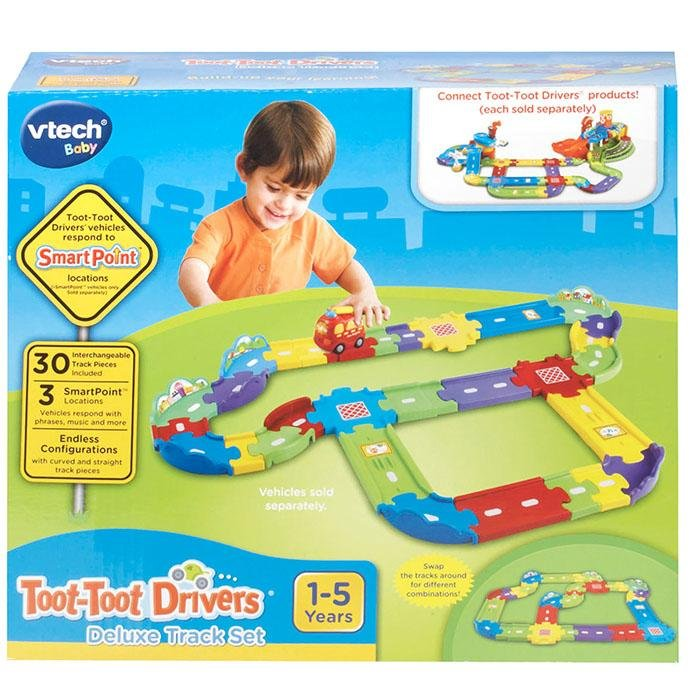 VTech Toot-Toot Drivers Deluxe Track Set - Babanino