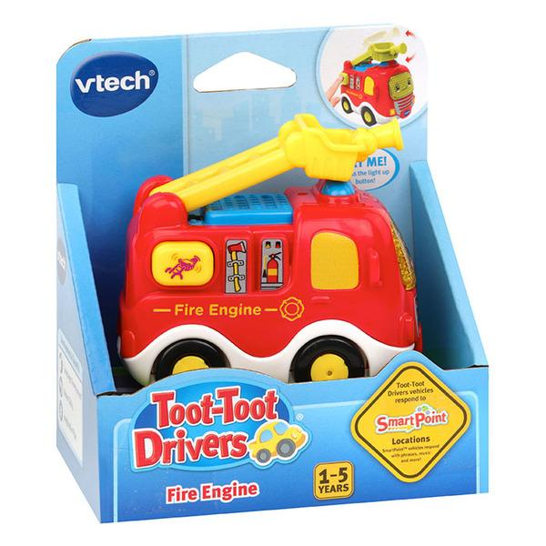 VTech Toot-Toot Drivers Fire Engine - Babanino
