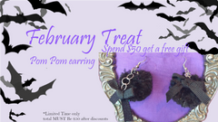 February Shop Promo, Witch from the West