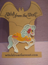 Load image into Gallery viewer, Breeze the Carnival Pony Brooch