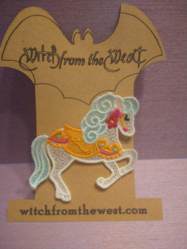 Breeze the Carnal Pony Witch from the West