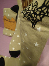 Load image into Gallery viewer, Twinkle Little Bat Knee High socks