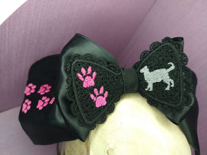 PAW-itivity Cats Lolita Head Bow