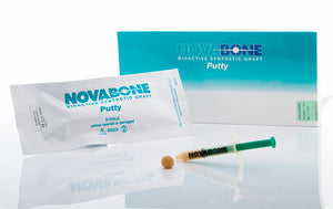 NOVA BONE PUTTY (0.5CC IN SYRINGE FORM) BONE GRAFT