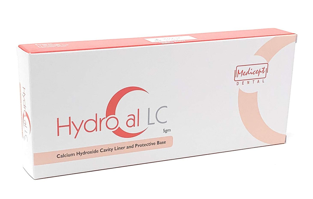 HYDROCAL LC (LIGHT CURE CALCIUM HYDROXIDE LINER)