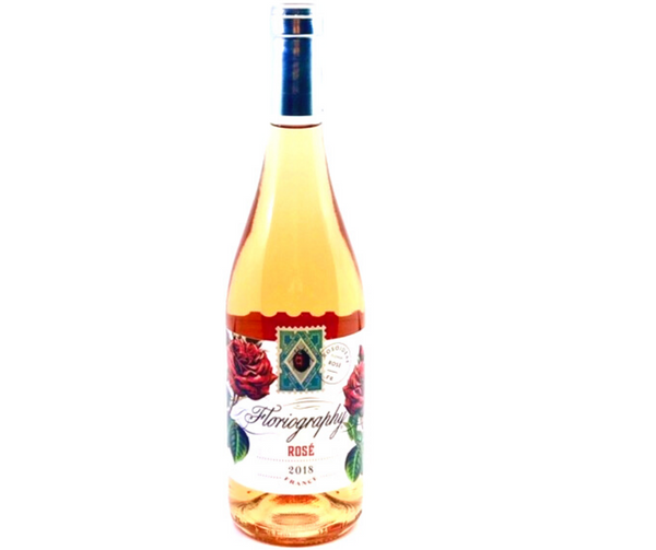 Rose Wine: Floriography 2018 France (750 ml)