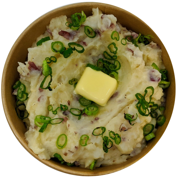 Mashed Potatoes (3-4 Servings)