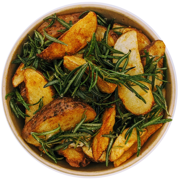 Rosemary Roasted Potatoes (3-4 Servings)