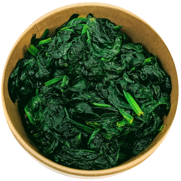 Sauteed Spinach (2-3 Servings)