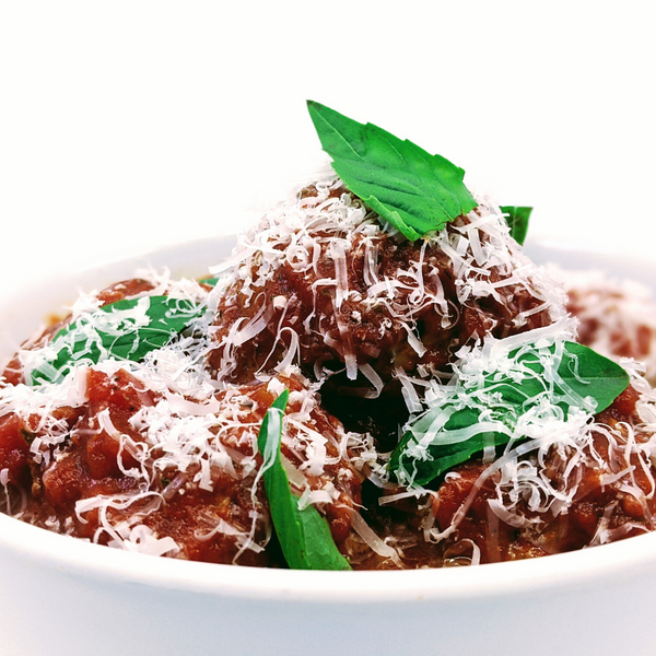Beef Meatballs (3 Servings)