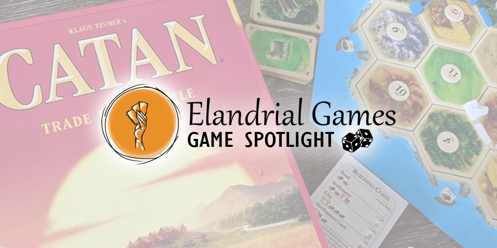 Game Spotlight: Settlers of Catan