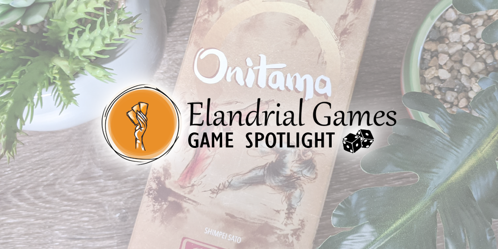 Game Spotlight: Onitama