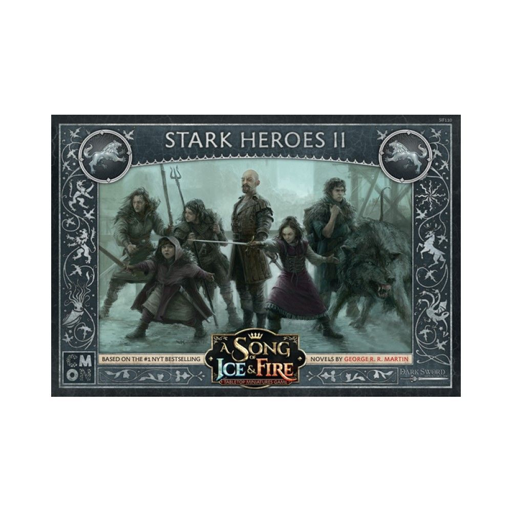 A Song of Ice & Fire - Stark Heroes 2 | Elandrial Games Albany