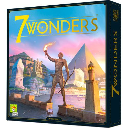 7 Wonders New Edition | Elandrial Games Albany