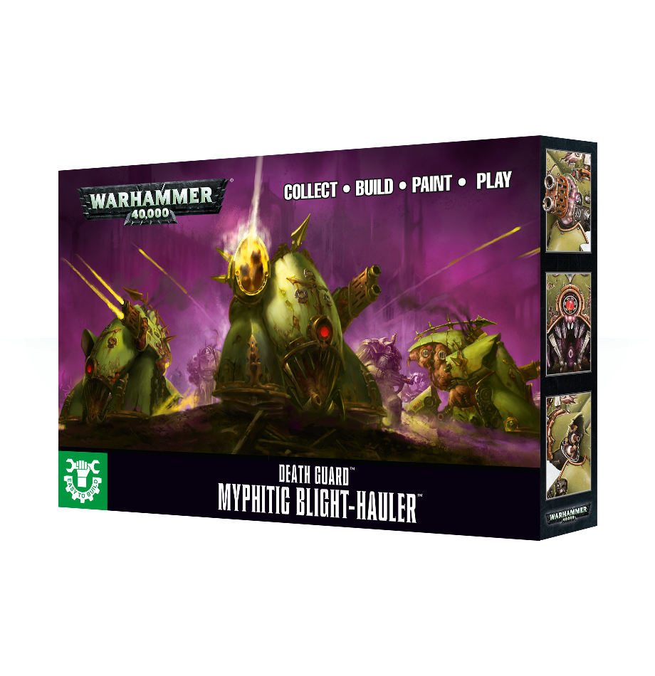 Easy to Build: Myphitic Blight-Hauler | Elandrial Games Albany