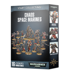 Start Collecting! Chaos Space Marines 2019 | Elandrial Games Albany