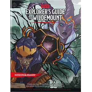 D&D - Explorers Guide to Wildemount | Elandrial Games Albany