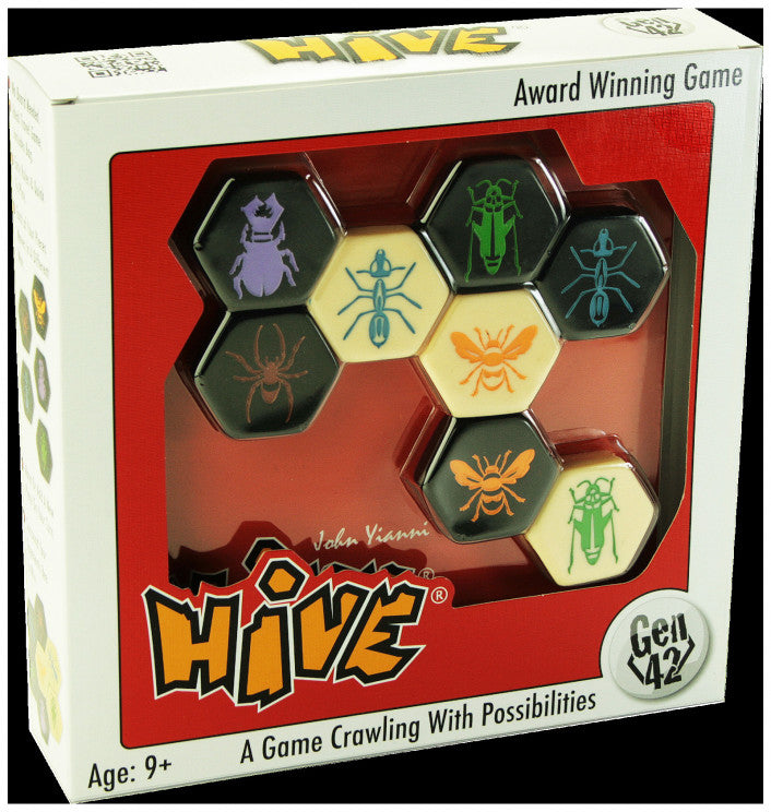 Hive - Base Set | Elandrial Games Albany