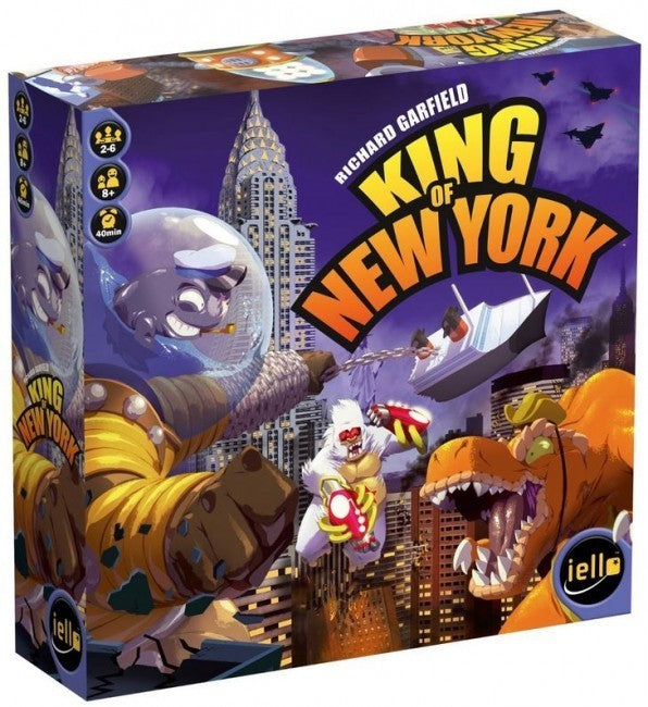 King Of New York | Elandrial Games Albany