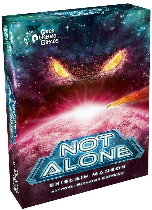 Not Alone | Elandrial Games Albany