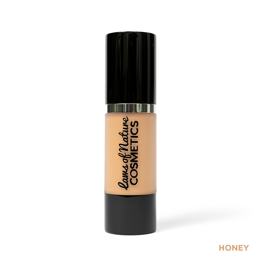 Foxy Finish™ Mineral Creme Foundation