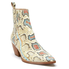 Load image into Gallery viewer, Matisse Elevation Snakeskin Boot