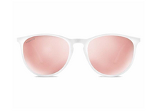 Load image into Gallery viewer, Abaco Piper White/Rose Gold Frame/Pink Lenses