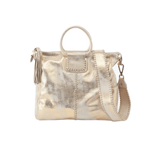 Load image into Gallery viewer, Hobo Gold Sheila Travel Bag