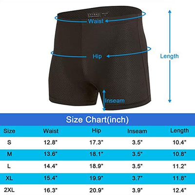 Waykify™  Cycling Underwear
