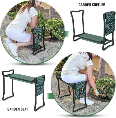 Garden Kneeler and Seat