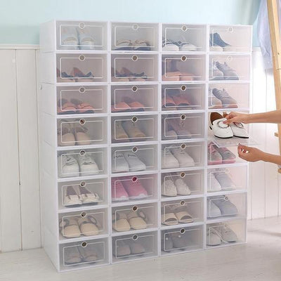 2020 Drawer Type Shoe Box-Stacking Storage Box Shoes Container