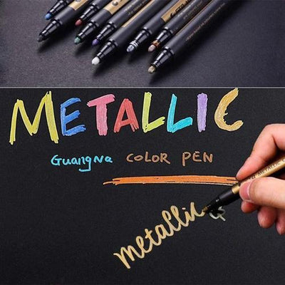 Metal Paint Marker Pens