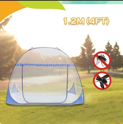 Outdoor Camping Anti-Mosquito Pop-Up Mesh Tent