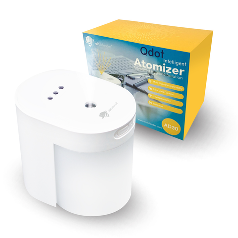 Qdot Touchless Hand Sanitizer Dispenser