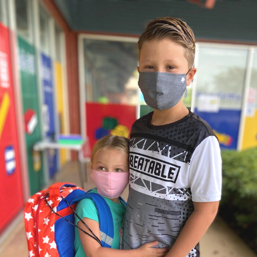 airMask for kids and adults - airDefender USA