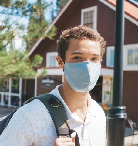 CDC FACE MASK RECOMMENDATION AND AIRDEFENDER AIRMASK