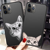 Cute Cat Case For iPhone (most models)