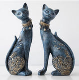 Resin Cat Figurines
